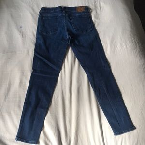 Lucky Brand Jeans - Low rise, Charlie skinny, premium Italian stretch